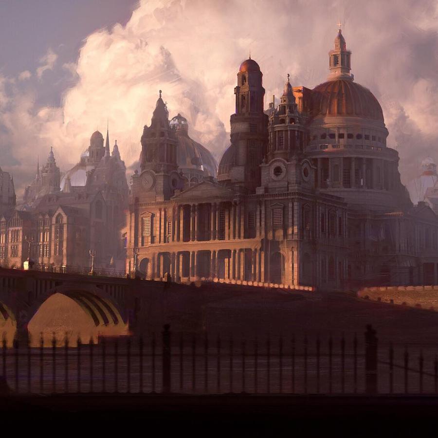مدل سه بعدی بناهای سلطنتی