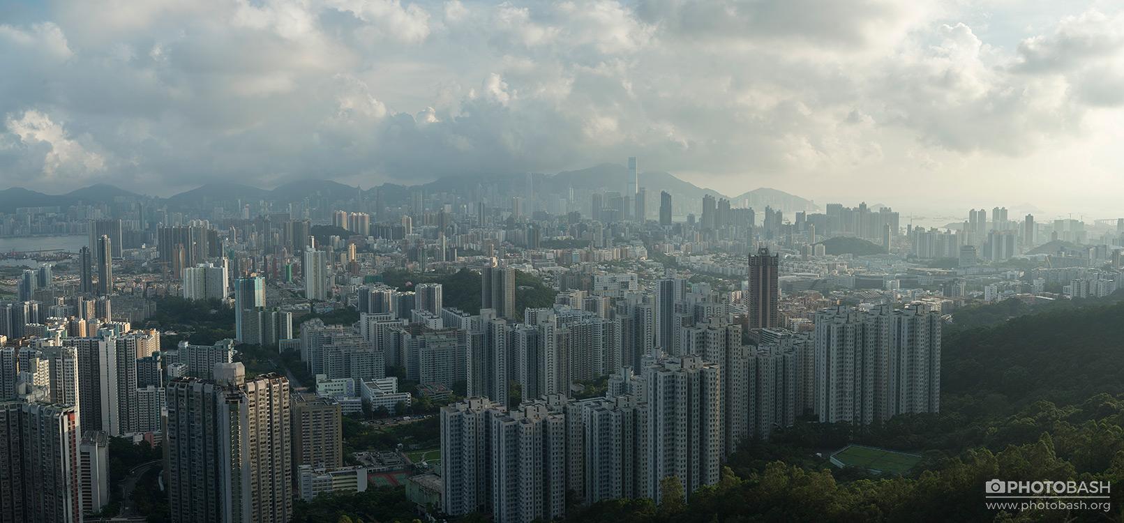 تصاویر رفرنس آسمان خراش هنگ کنگ