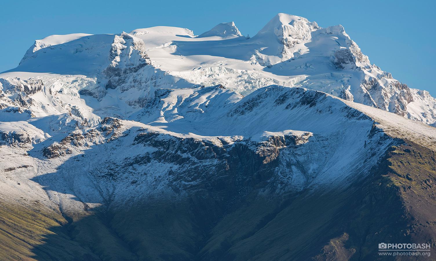 تصاویر رفرنس کوه های ایسلند
