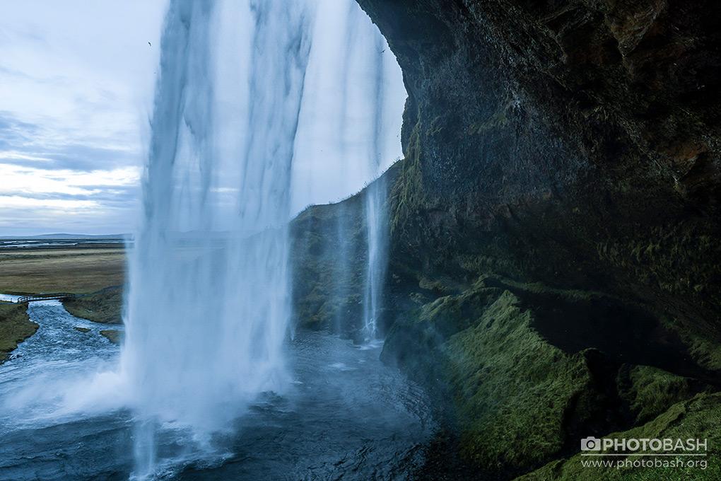 تصاویر رفرنس آبشارهای ایسلندی