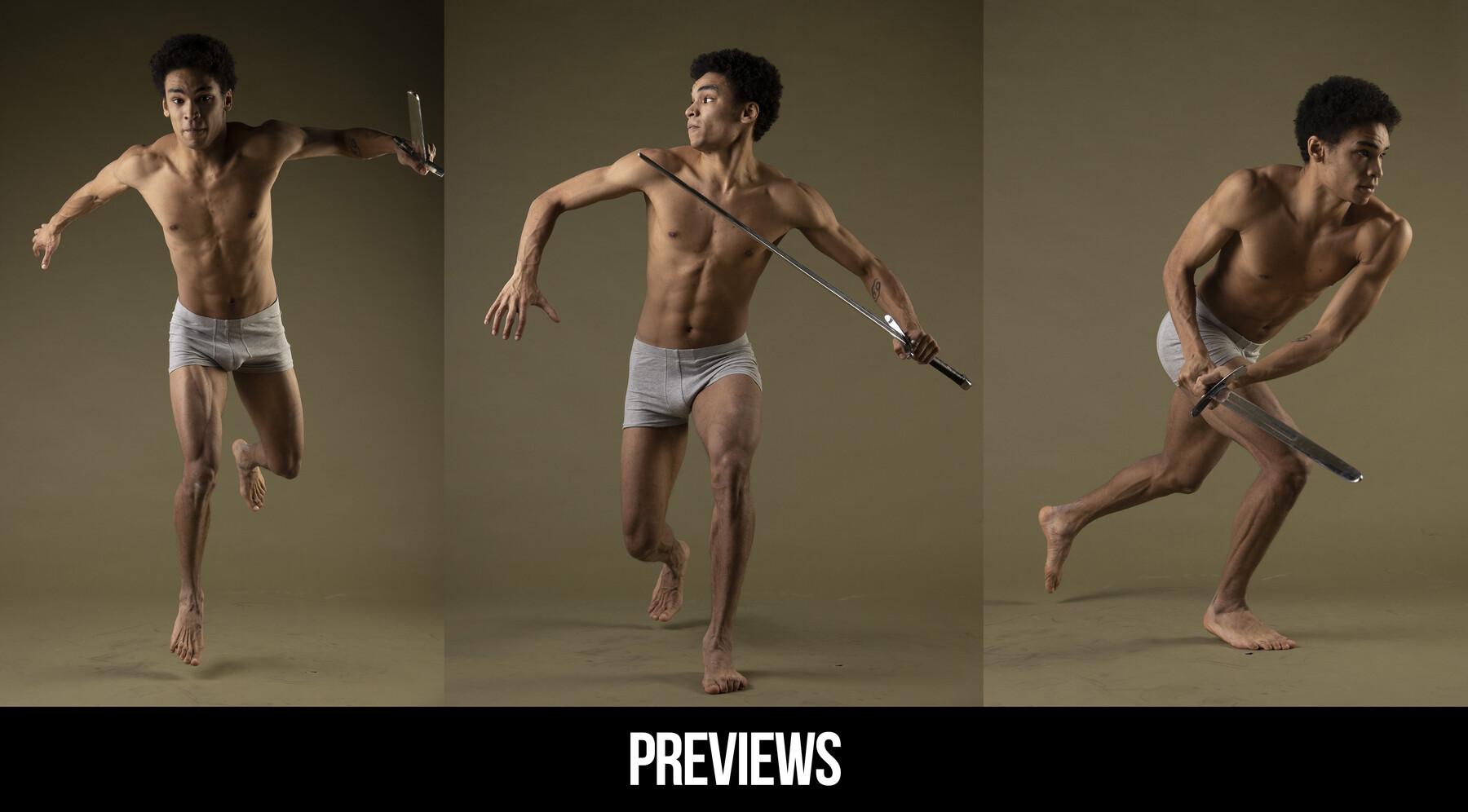 تصاویر رفرنس ژست هنر های رزمی مردانه