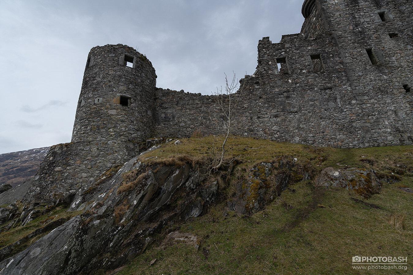 تصاویر رفرنس از قلعه های اسکاتلند