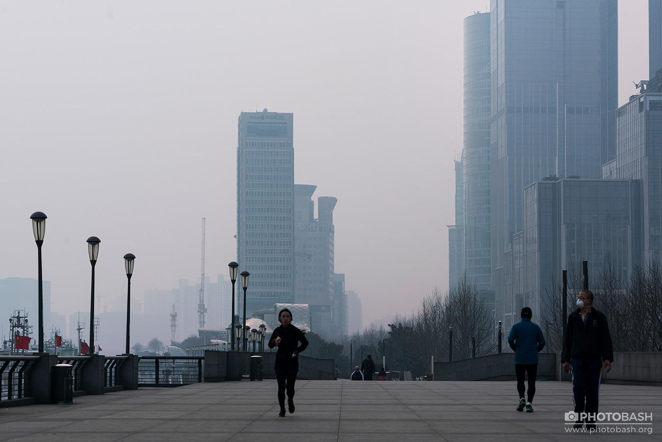 تصاویر رفرنس از آسمان خراش های شانگهای