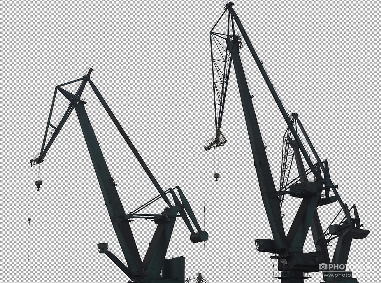 تصاویر رفرنس جرثقیل های کشتی سازی