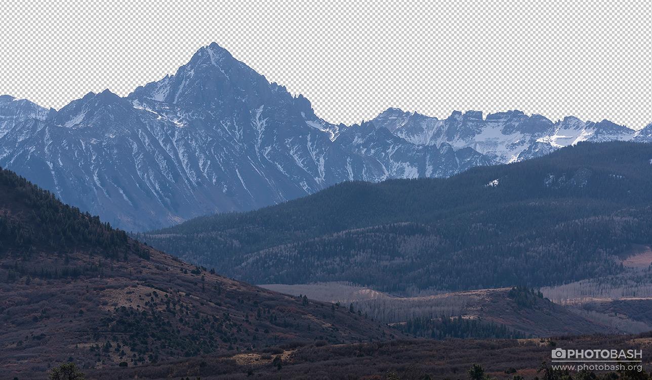 تصاویر رفرنس از قله های برفی