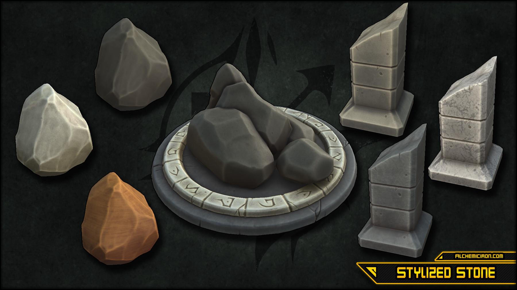 اسمارت متریال سنگ