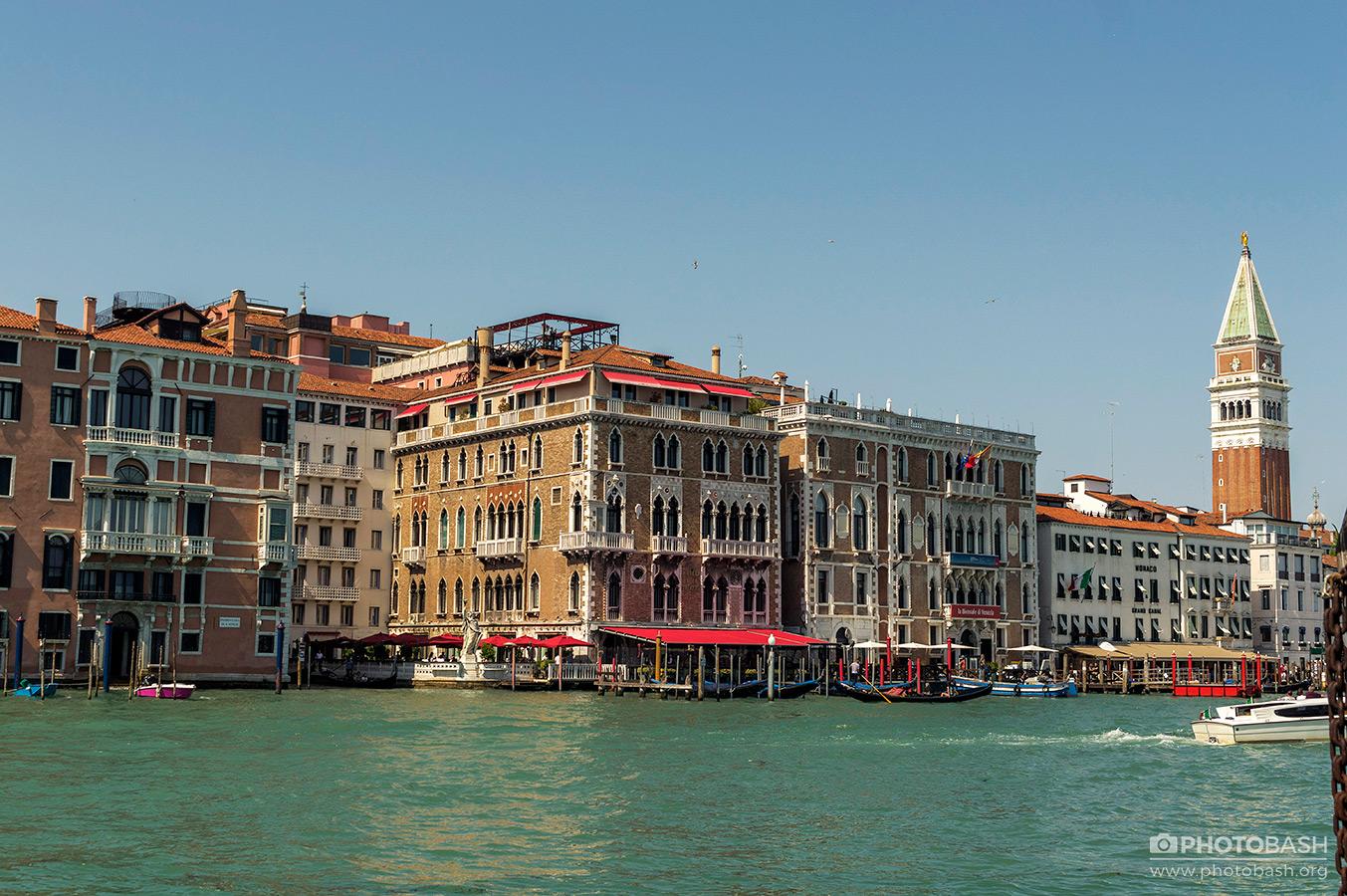 تصاویر رفرنس شهر ونیز ایتالیا